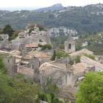 Les Baux-de-Provence et les Carrières de Lumières