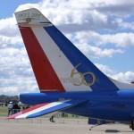 Meeting aérien : 60 ans de la Patrouille de France