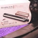 Mon premier fer à lisser : le Remington Pearl S9500