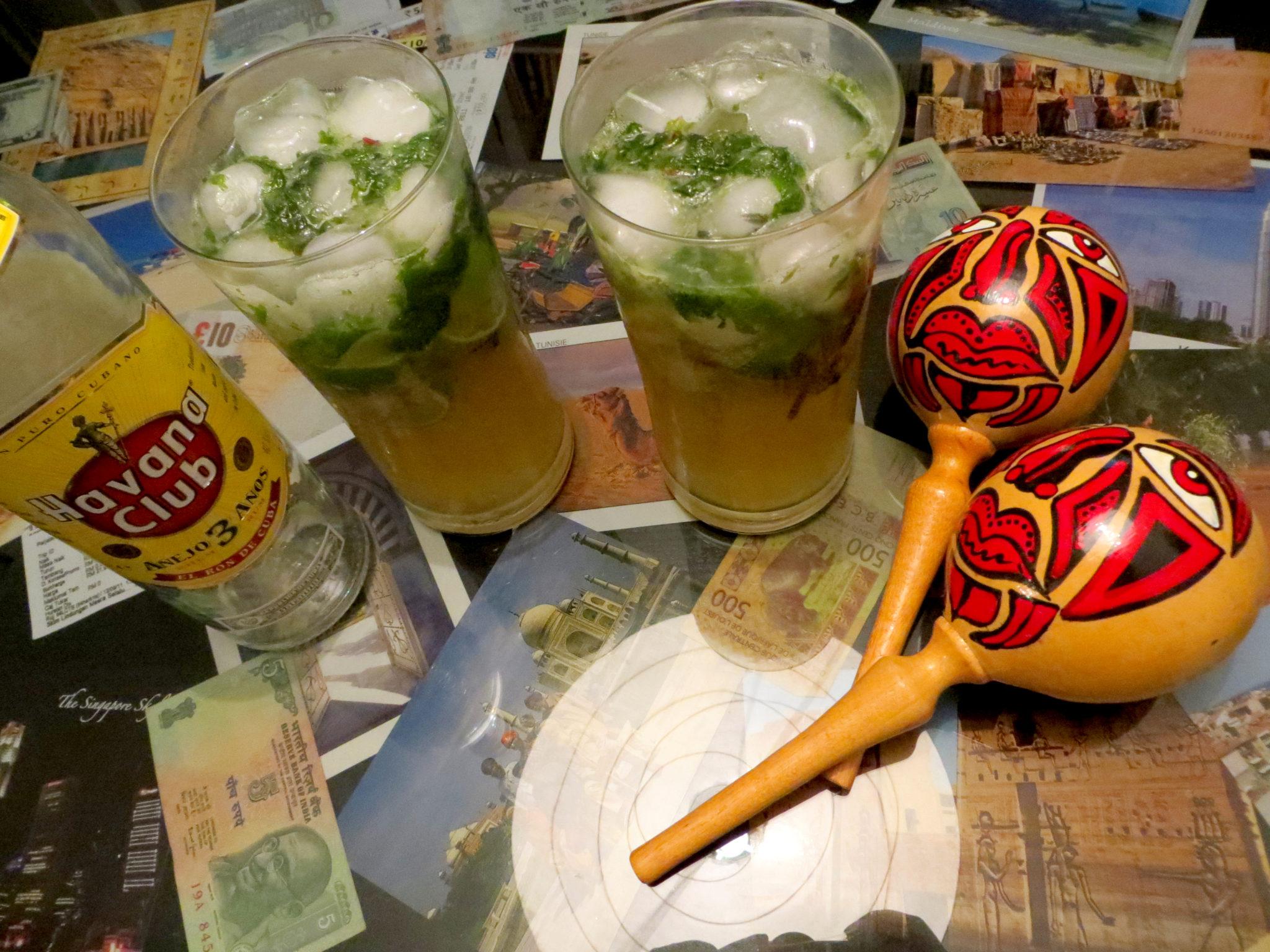 A table Cuba #1