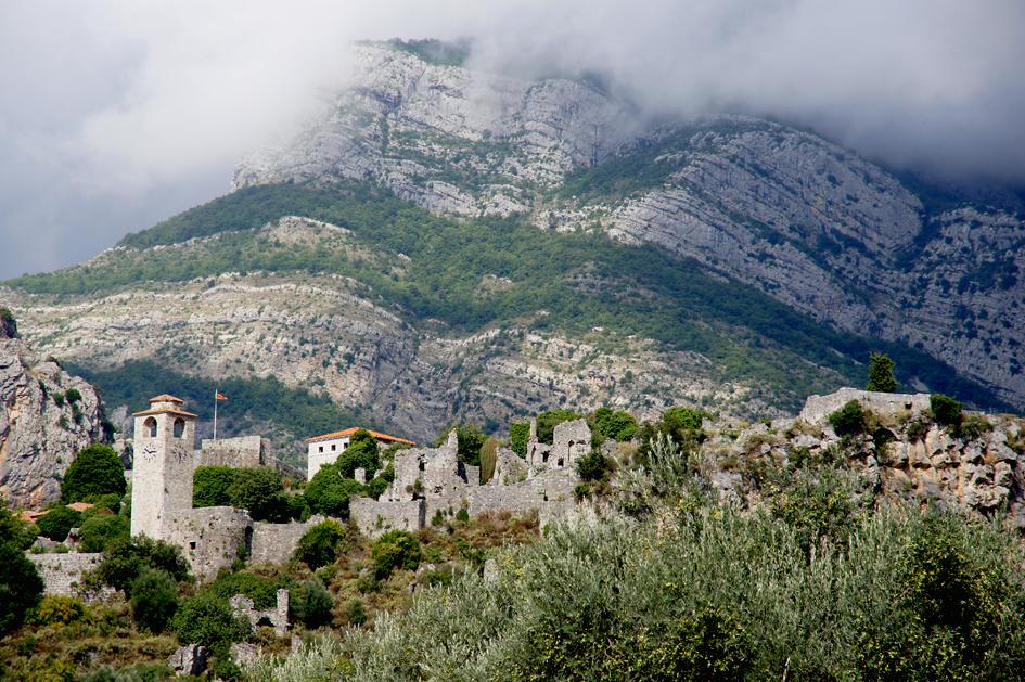 Montenegro : La côté adriatique #2 – Stari Bar