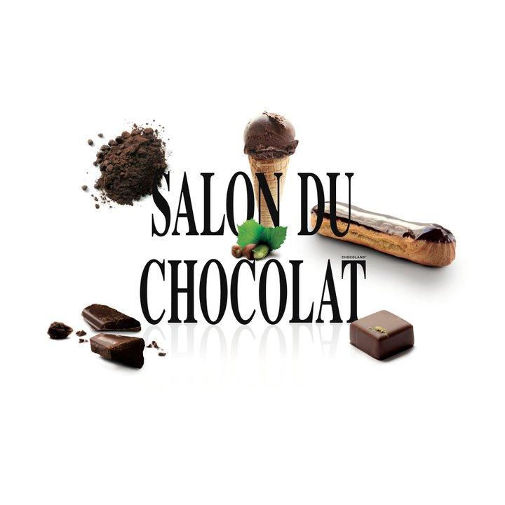 Gagnez vos entrées au Salon du Chocolat 2015 à Marseille !