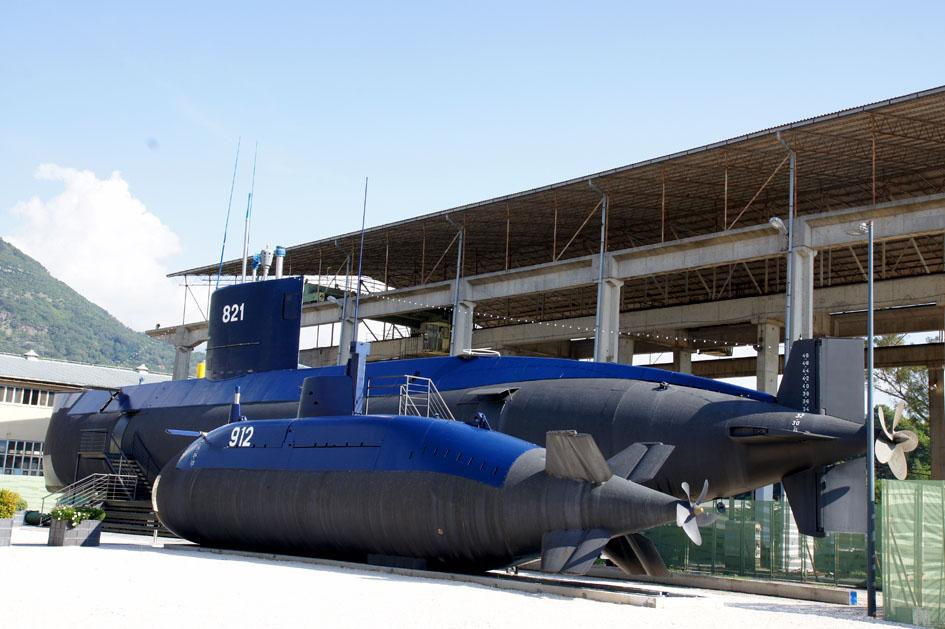 Hema_Blog_Voyage_travel_Porto_Montenegro_Museum_Naval_Submarine