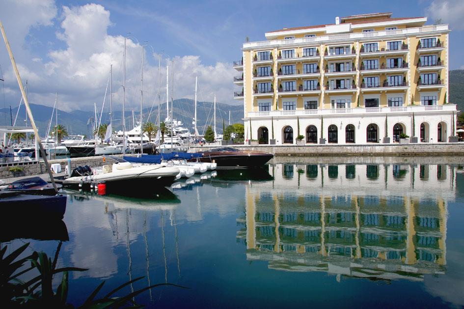 Porto Montenegro, la parenthèse luxe