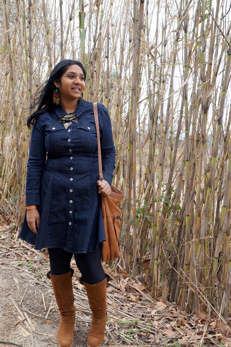 Hema_Fille_de_cowboy_et_d'indienne_blog_mode_fille_robe _jean3