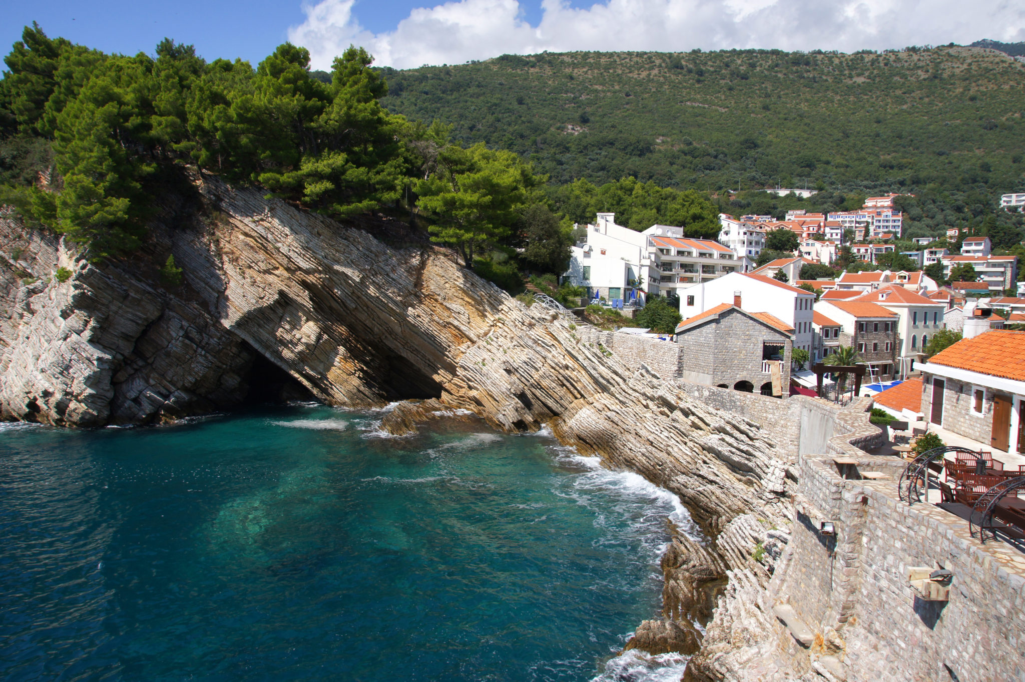 Montenegro : La côte adriatique #3 – Petrovac