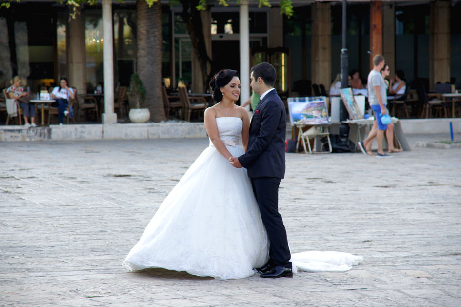 Hema_Montenegro_Budva_stari_grad_bride_and_groom