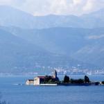 Montenegro : sur la route de la péninsule Lustica