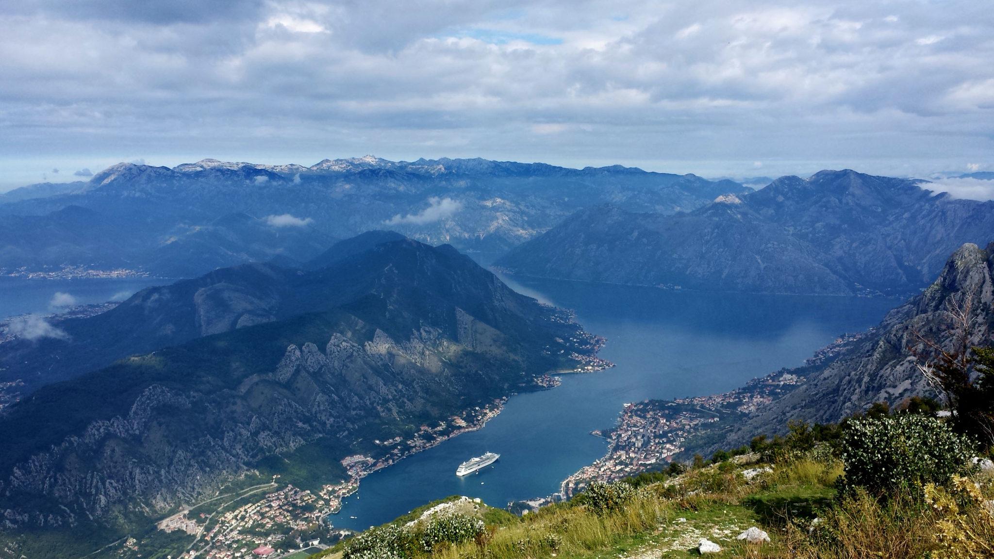 Montenegro : Destination le parc Lovcen