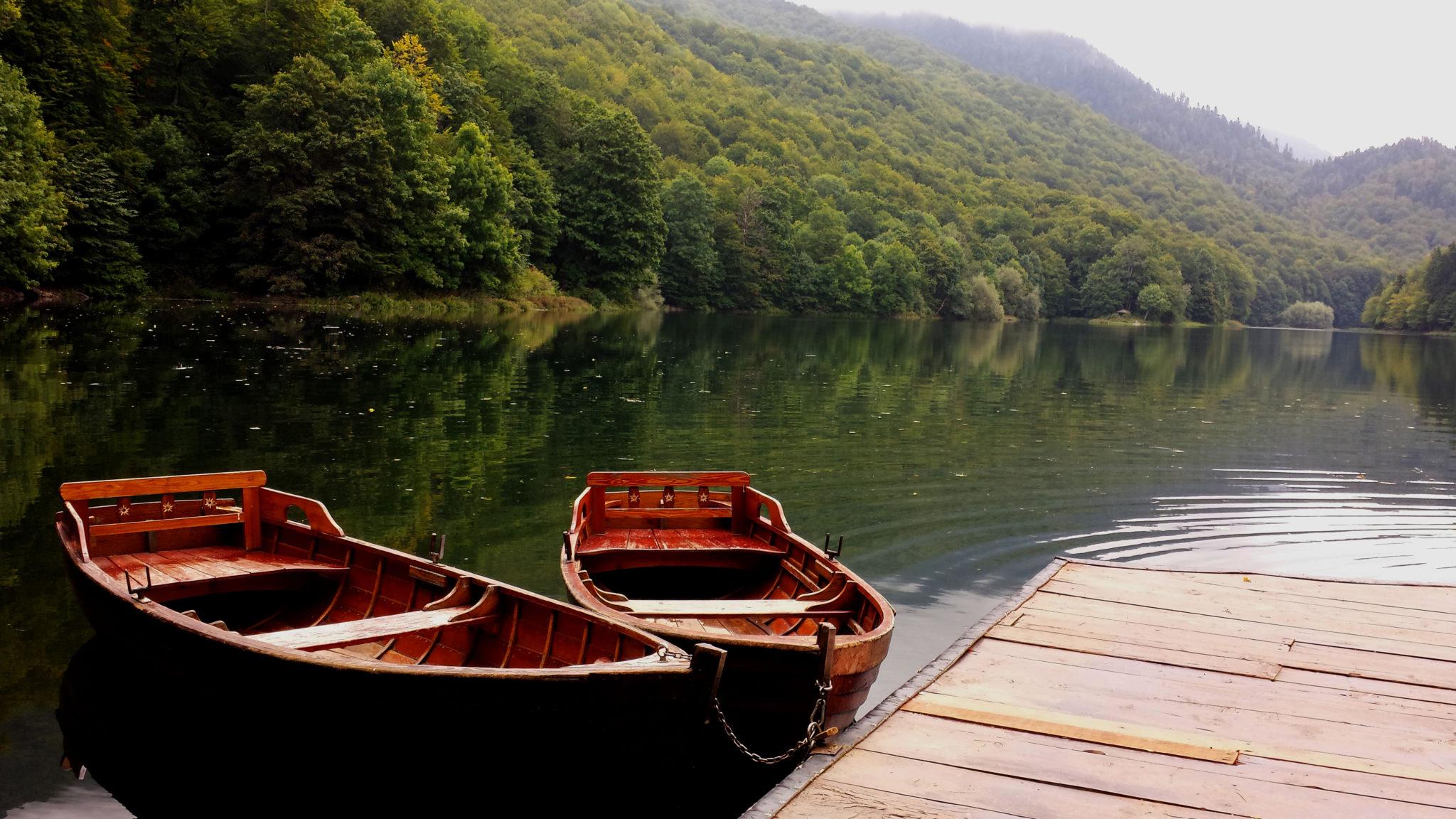 Montenegro : Parc National de Briogradska Gora