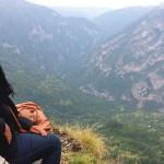 Montenegro : Montée sur le Curevac ou la randonnée champignon