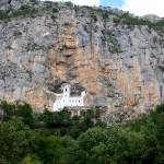 Montenegro : Le Monastère d'Ostrog
