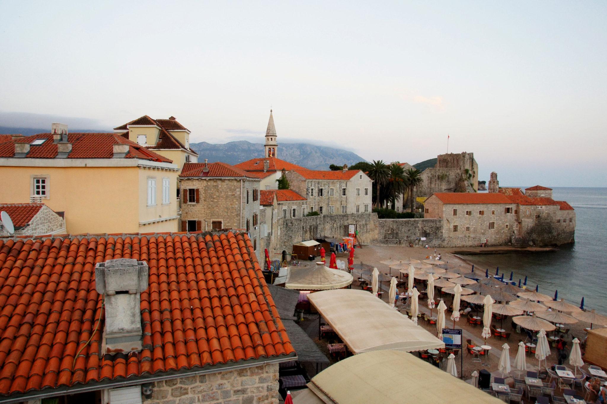 Montenegro : La côte adriatique #5 – Budva