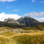 Montenegro : Vers le parc de Durmitor