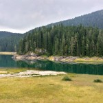 Montenegro : Le Lac Noir du Parc Durmitor