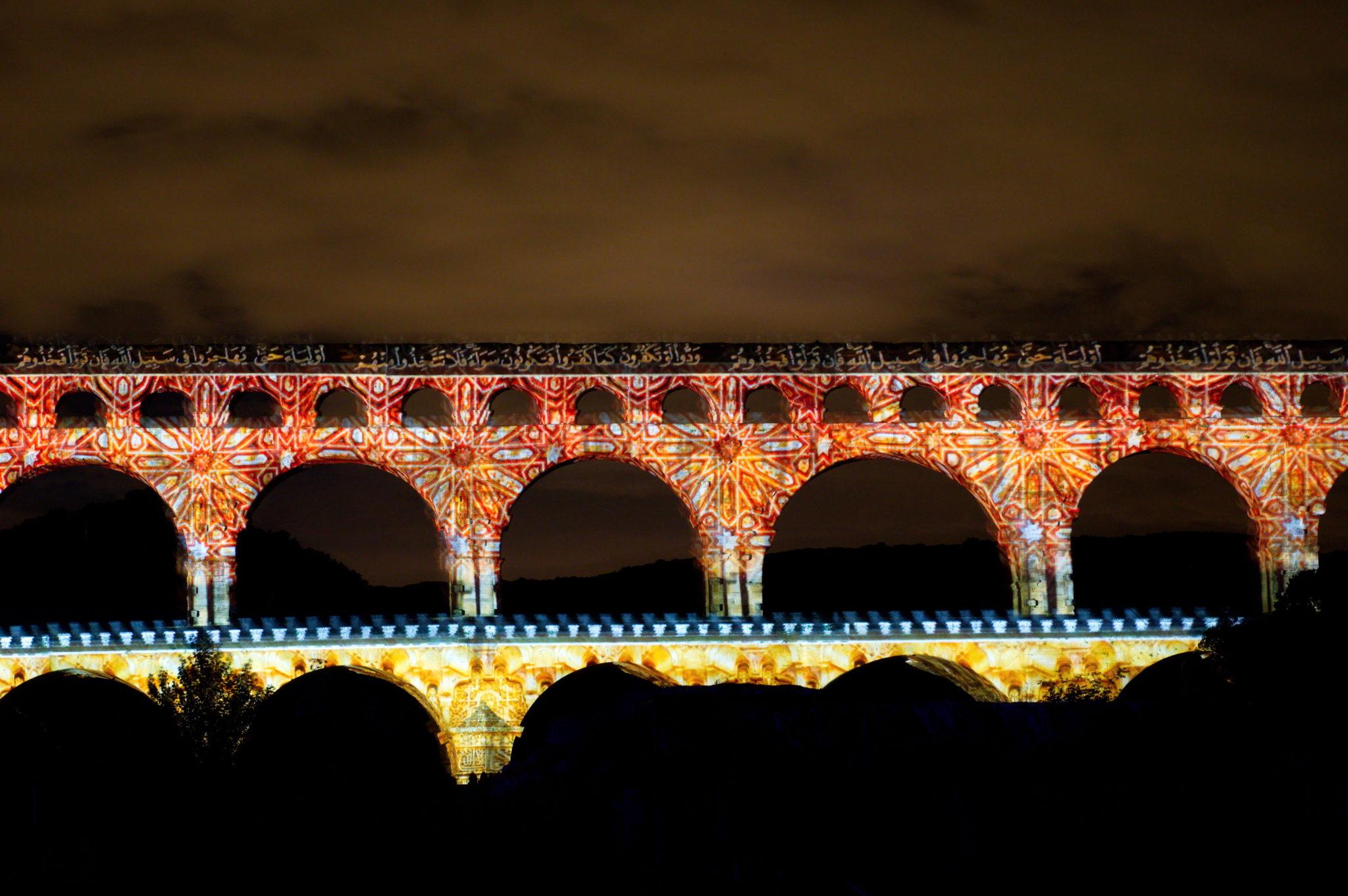 Le Pont du Gard en fête pour ses 30 ans de classement à l'Unesco