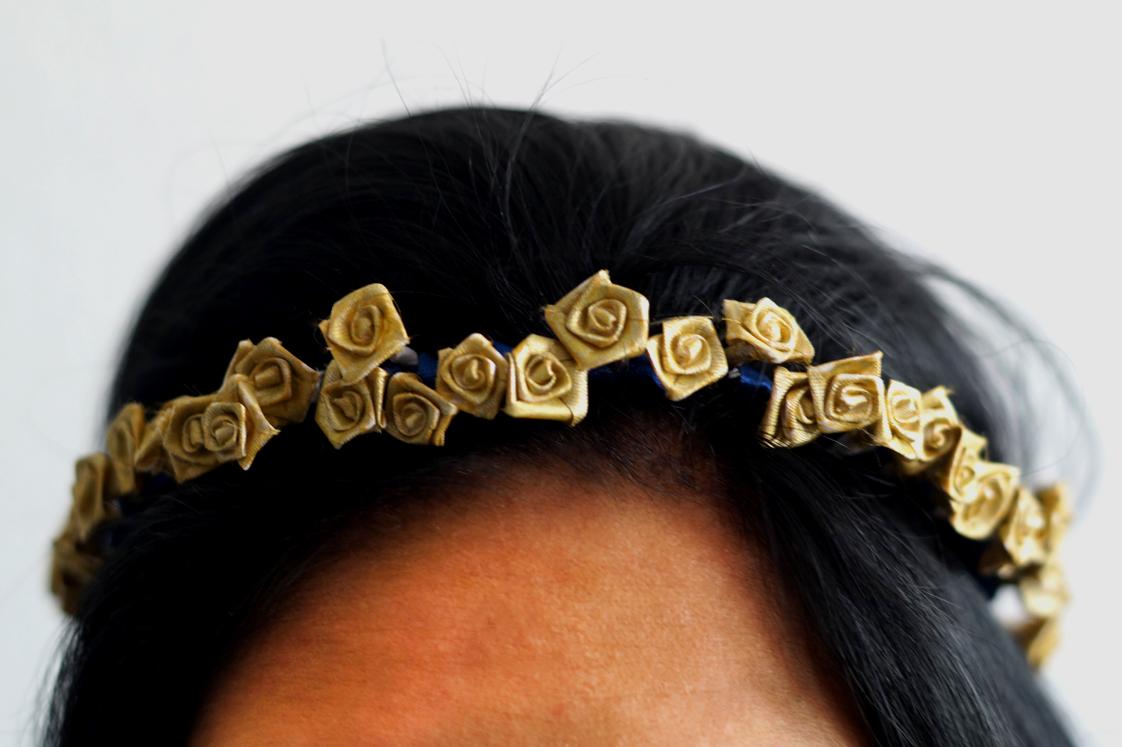 DIY : la couronne de fleurs (à petit prix)