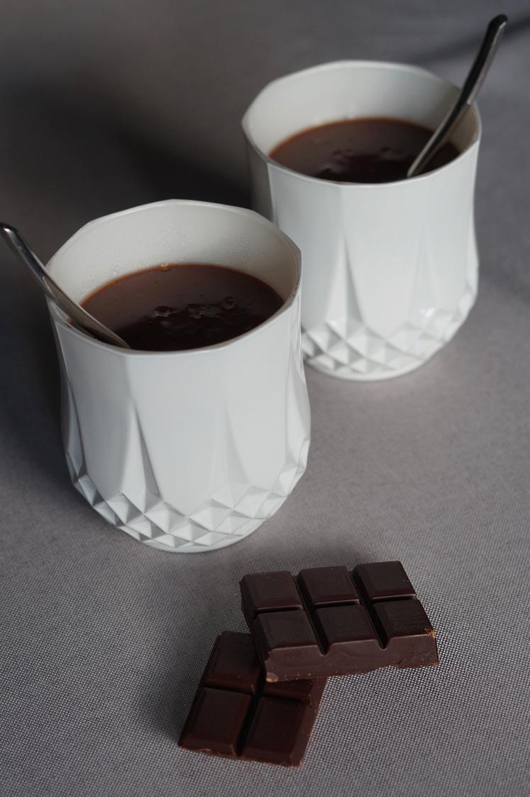 Recette : le chocolat chaud épais