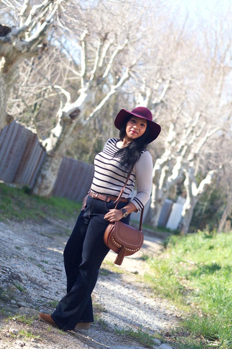 Look_vintage_capeline_mariniere_jean_evase_blog_mode_fille_6