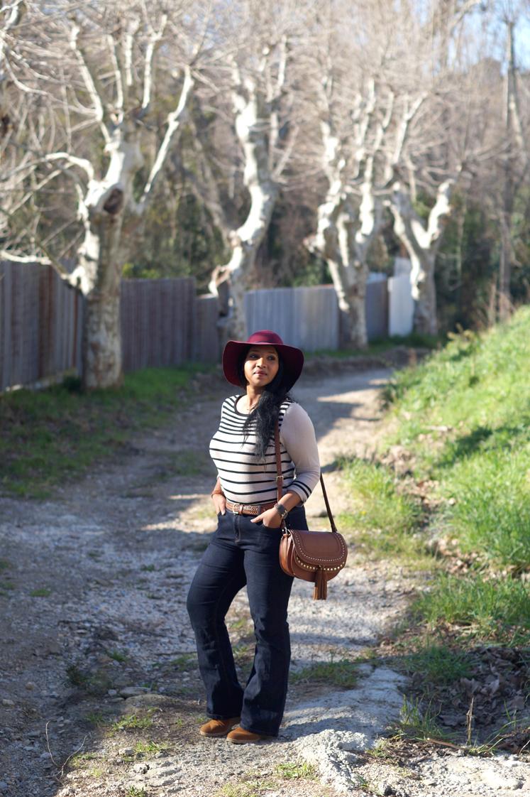Look_vintage_capeline_mariniere_jean_evase_blog_mode_fille_9