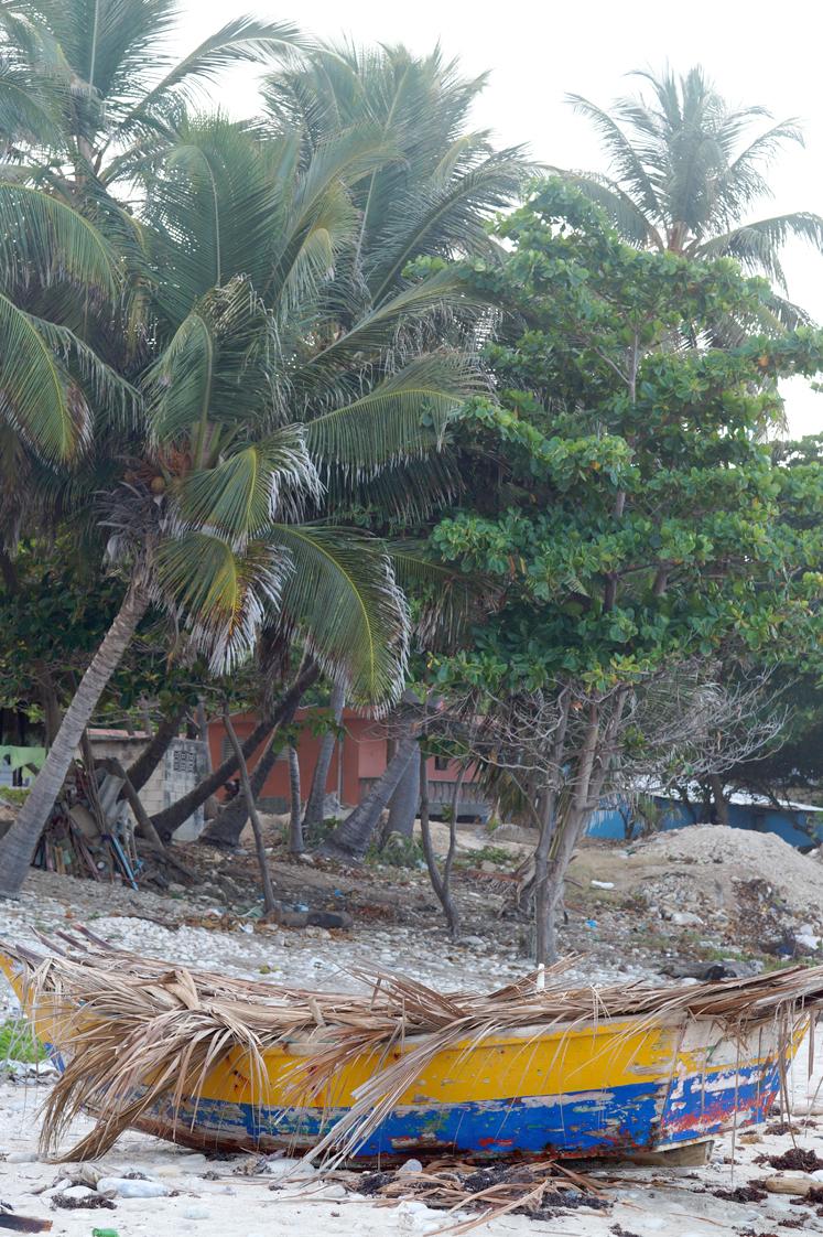Roadtrip_republique_dominicaine_plage_bateau_pecheur