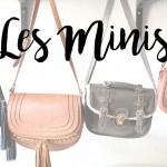Les mini sacs