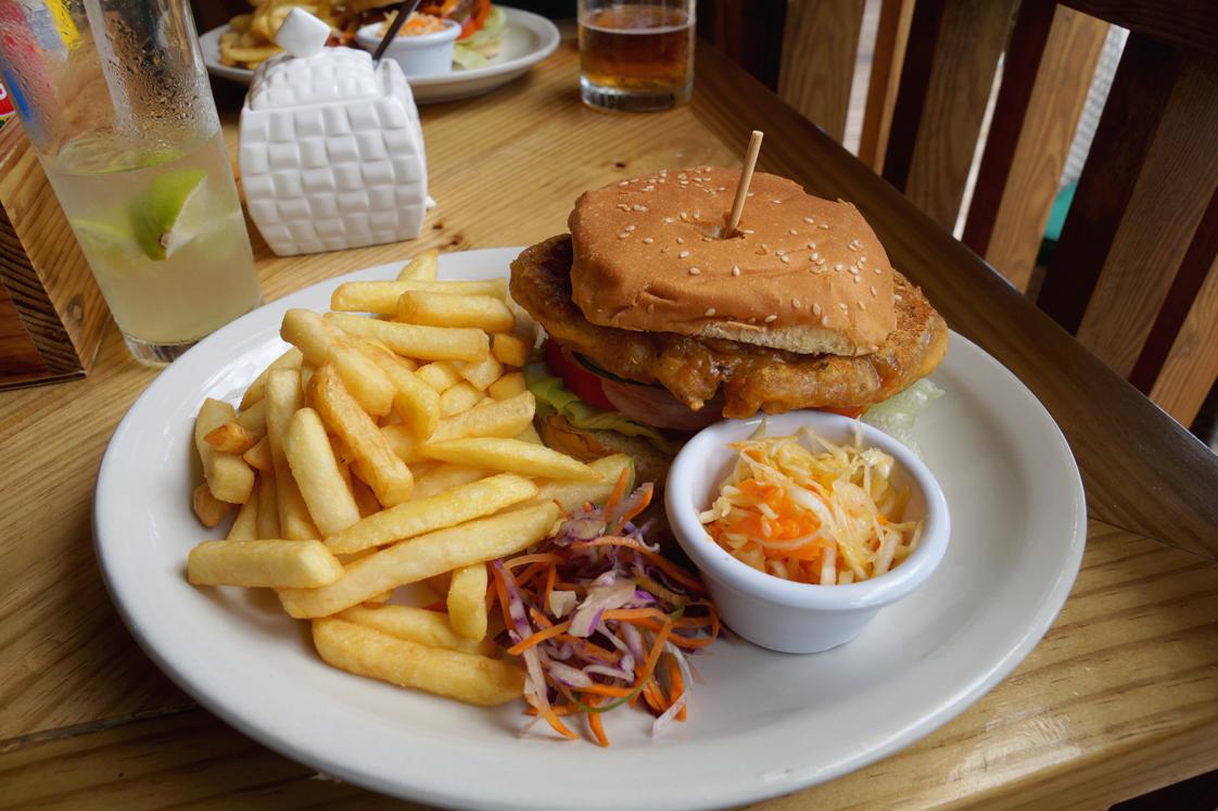 Republique_dominicaine_mes_bonnes_adresses_las_terrenas_restaurant_lazy_dog_beach_vegetarian_burger