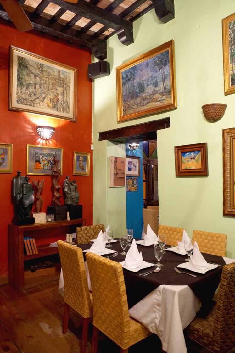 Republique_dominicaine_mes_bonnes_adresses_santo_domingo_restaurant_meson_de_bari_etage_3