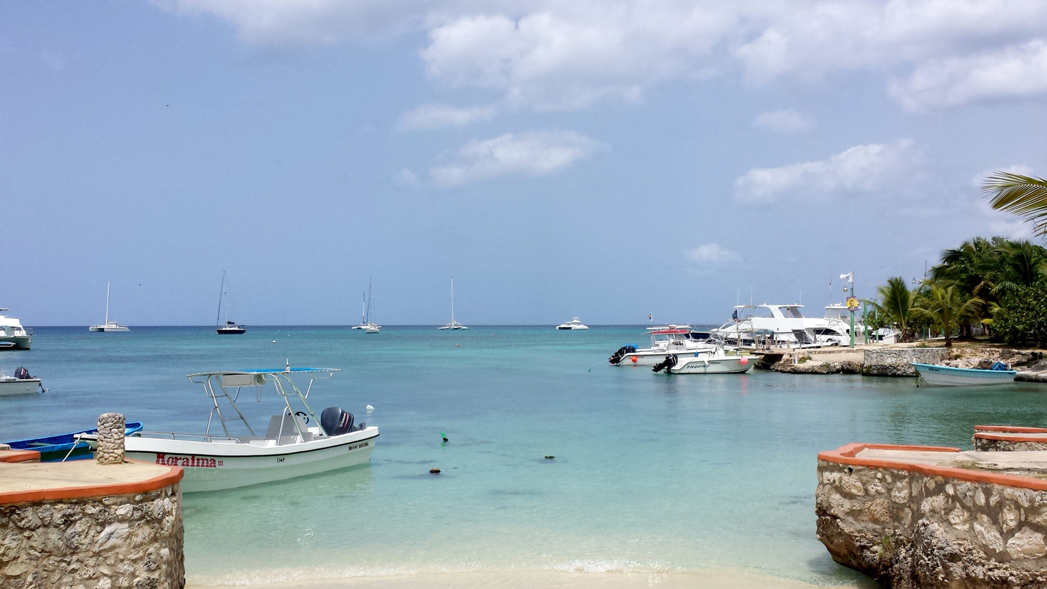 Republique_dominicaine_roadtrip_bayahibe_embarcadere_mer
