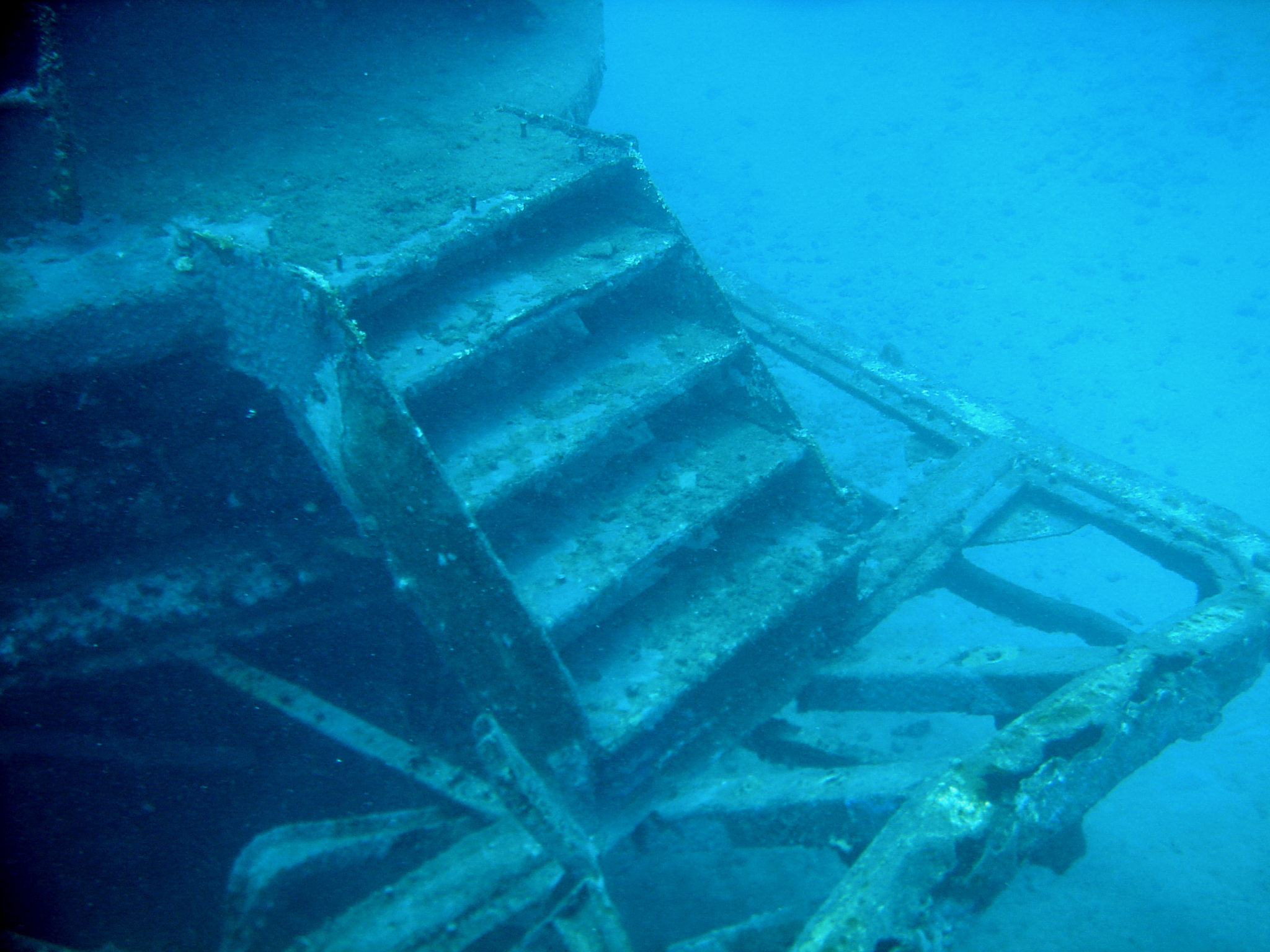 Republique_dominicaine_roadtrip_bayahibe_plongee_scubafun_atlantic_princess_escalier_epave