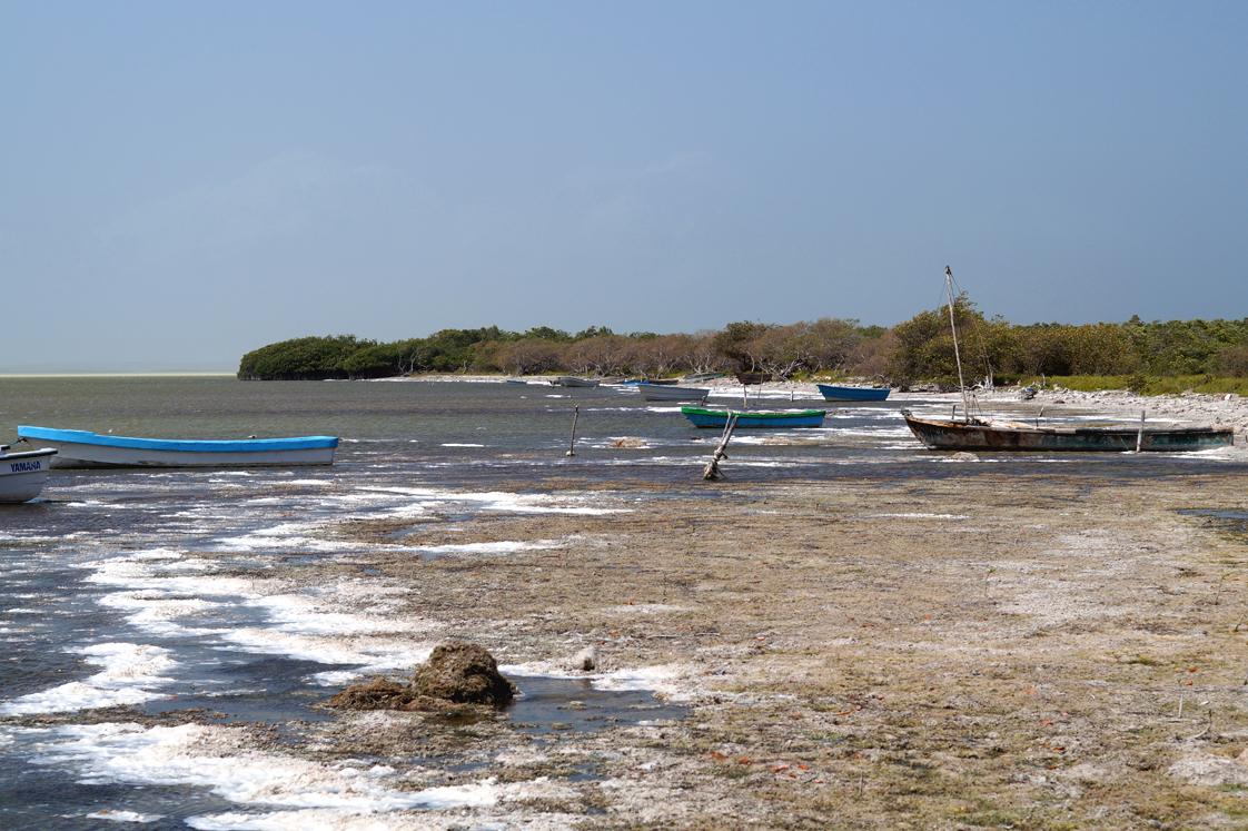 Republique_dominicaine_roadtrip_voyage_laguna_oviedo_bateau_sel