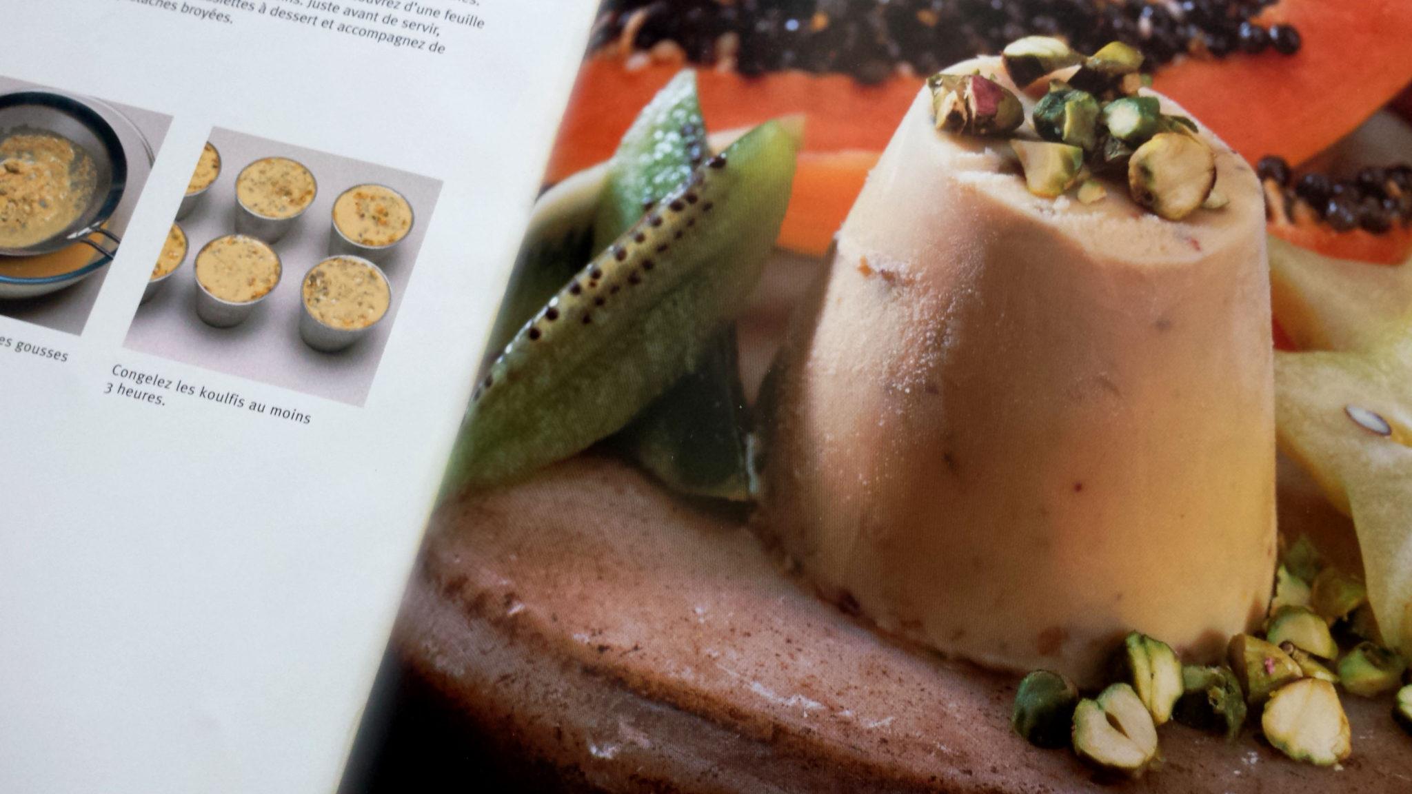 Tiré d'une ancienne édition de Cuisine Indienne aux éditions Marabout