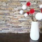 DIY Pompons #2 : le bouquet pompons