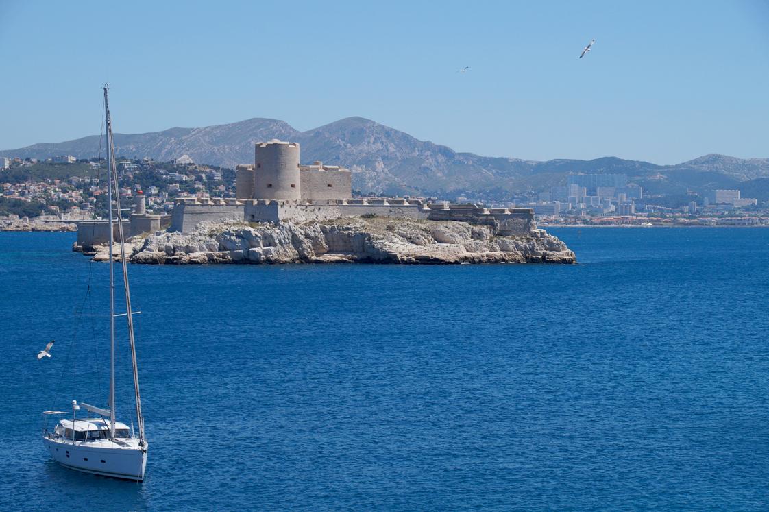Iles Frioul : Prendre le large à Marseille