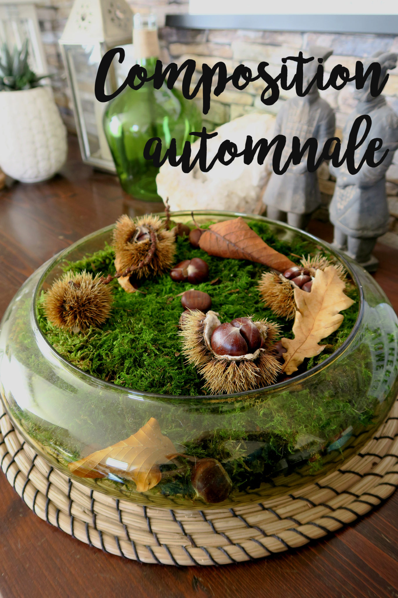 DIY : Composition automnale
