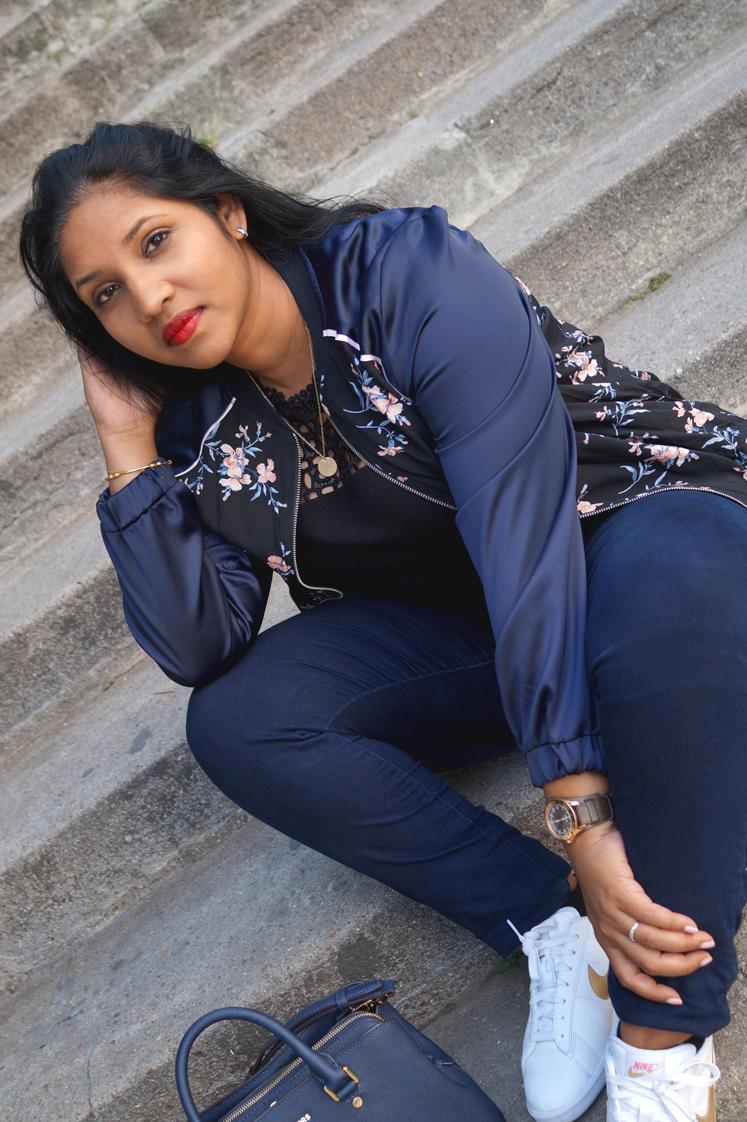 Hema_look_paris_blog_mode_bomber_fleuri_miss_selfridge
