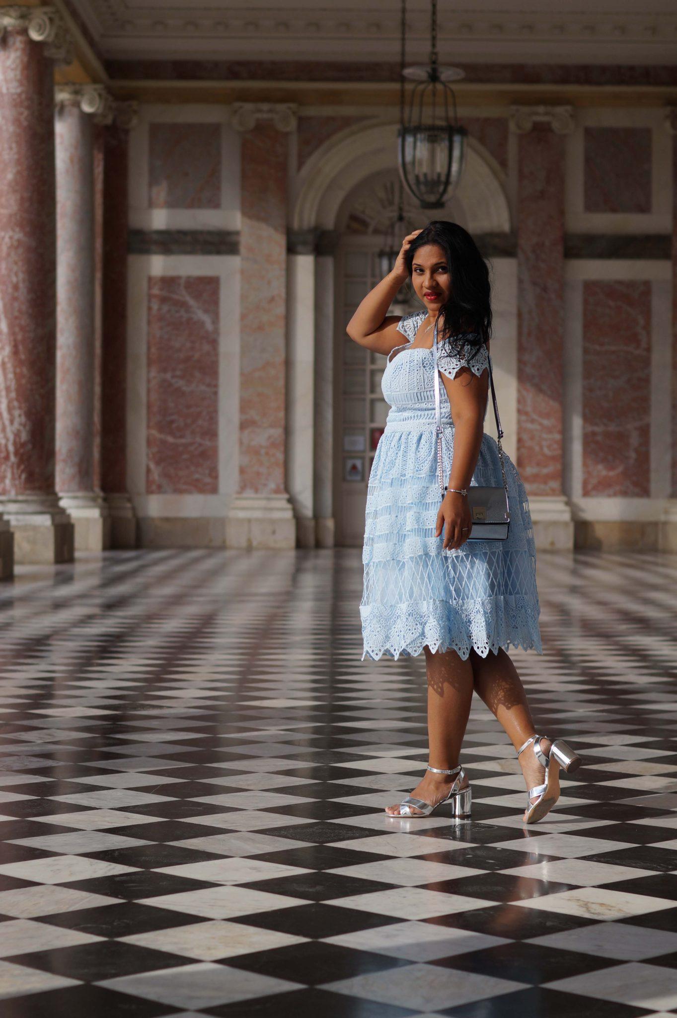 Look blog mode pour une tenue de mariage d'été
