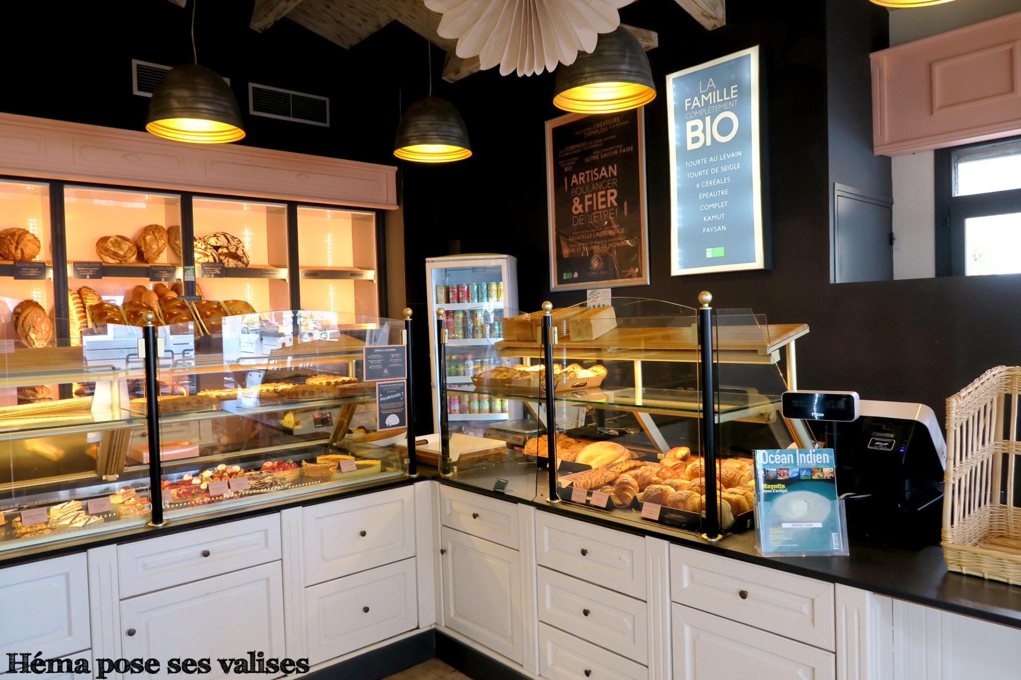 Boulangerie La Case à Pains de Saint Gilles les Bains à La Réunion