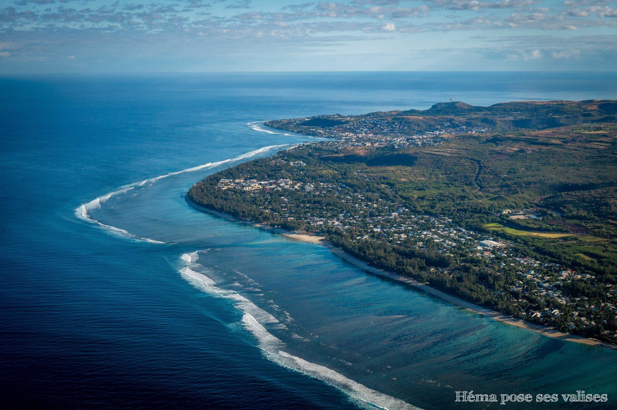 L'Ermitage-les-bains et son lagon à La Réunion