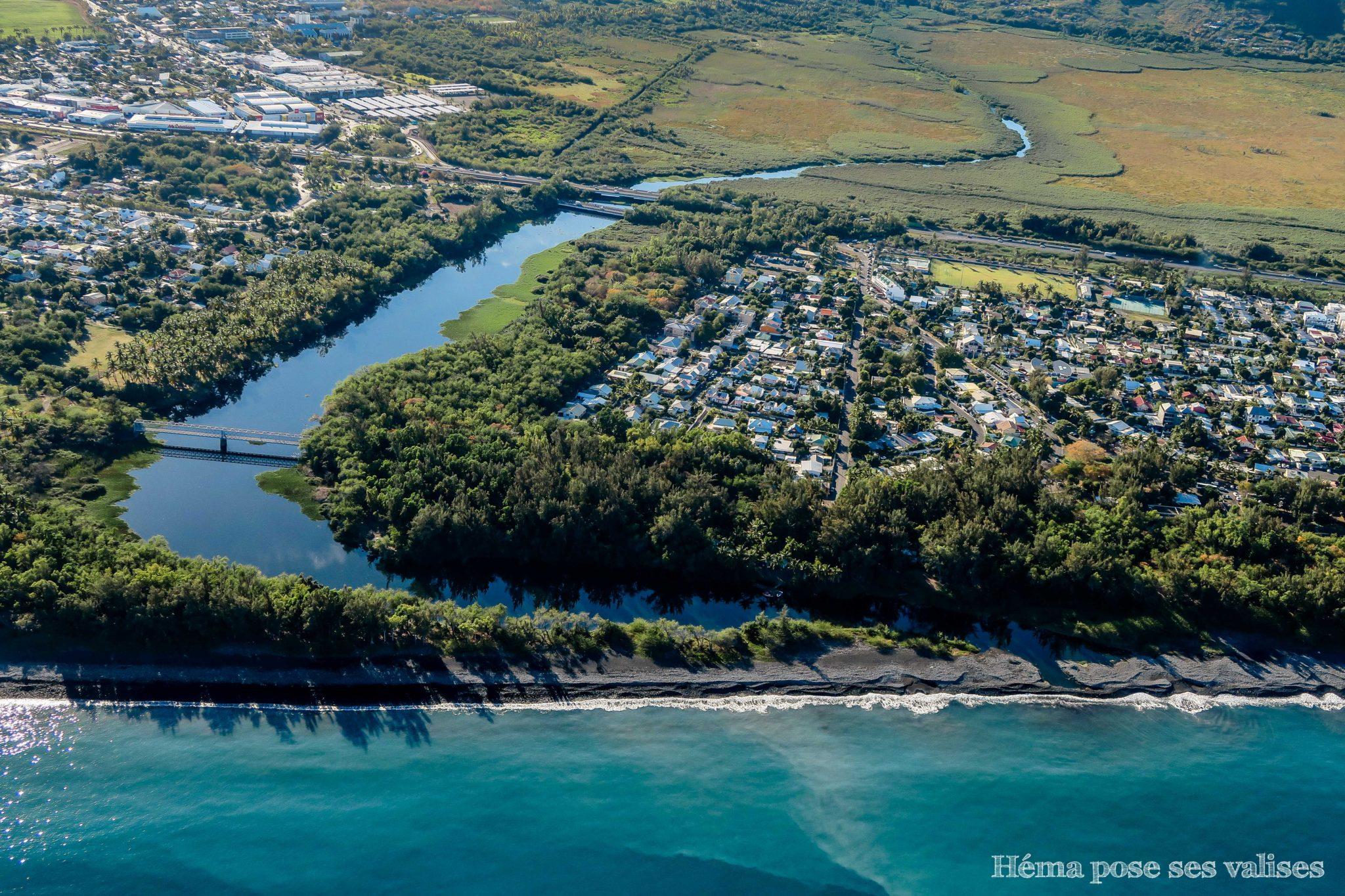 L'Etang et la ravine bernica de La Réunion