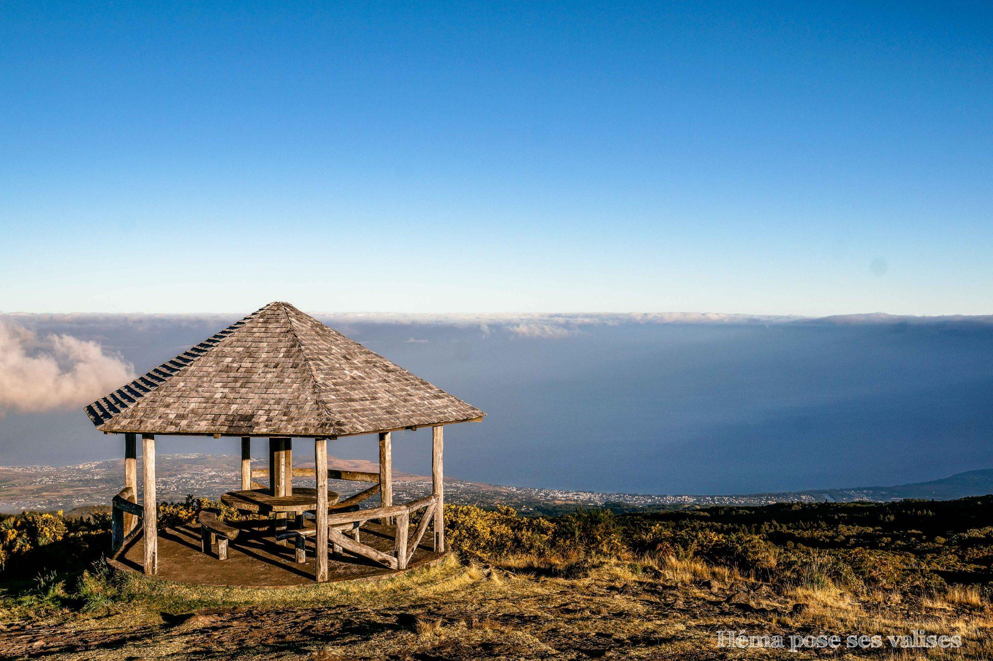 Roadtrip à La Réunion : le belvédère du piton Maïdo