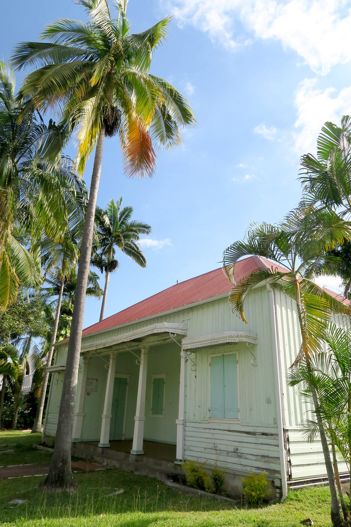 Roadtrip à La Réunion : case créole d'Entre-Deux