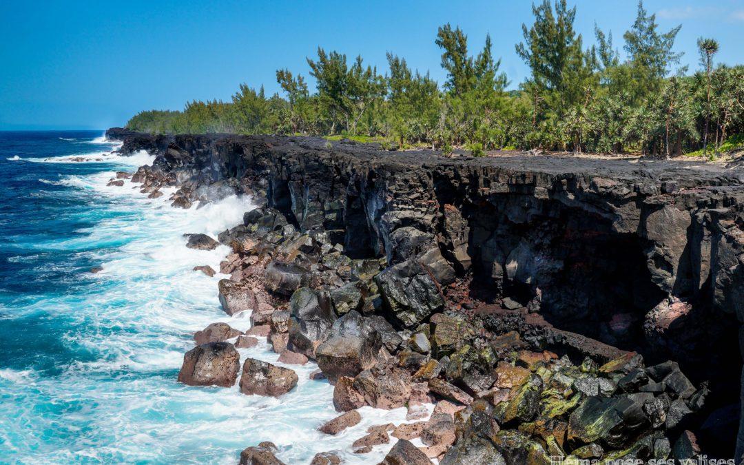 Découverte de la côte sauvage de La Réunion