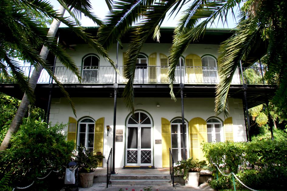 Floride – Key West – Hemingway's House