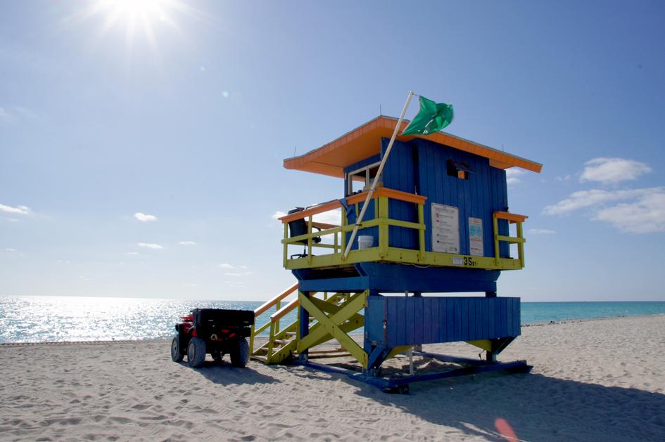 Floride : Miami – South Beach