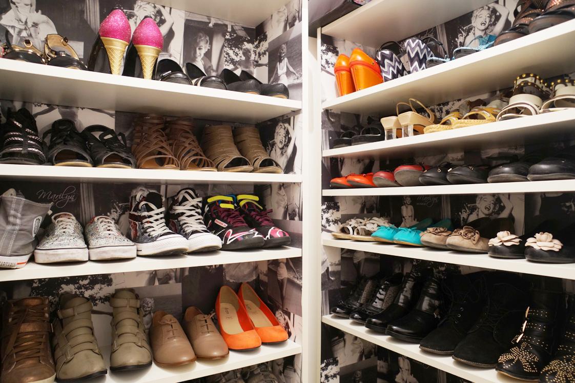 Construire Un Meuble À Chaussure mon shoesing + diy créer facilement un rangement pour chaussures