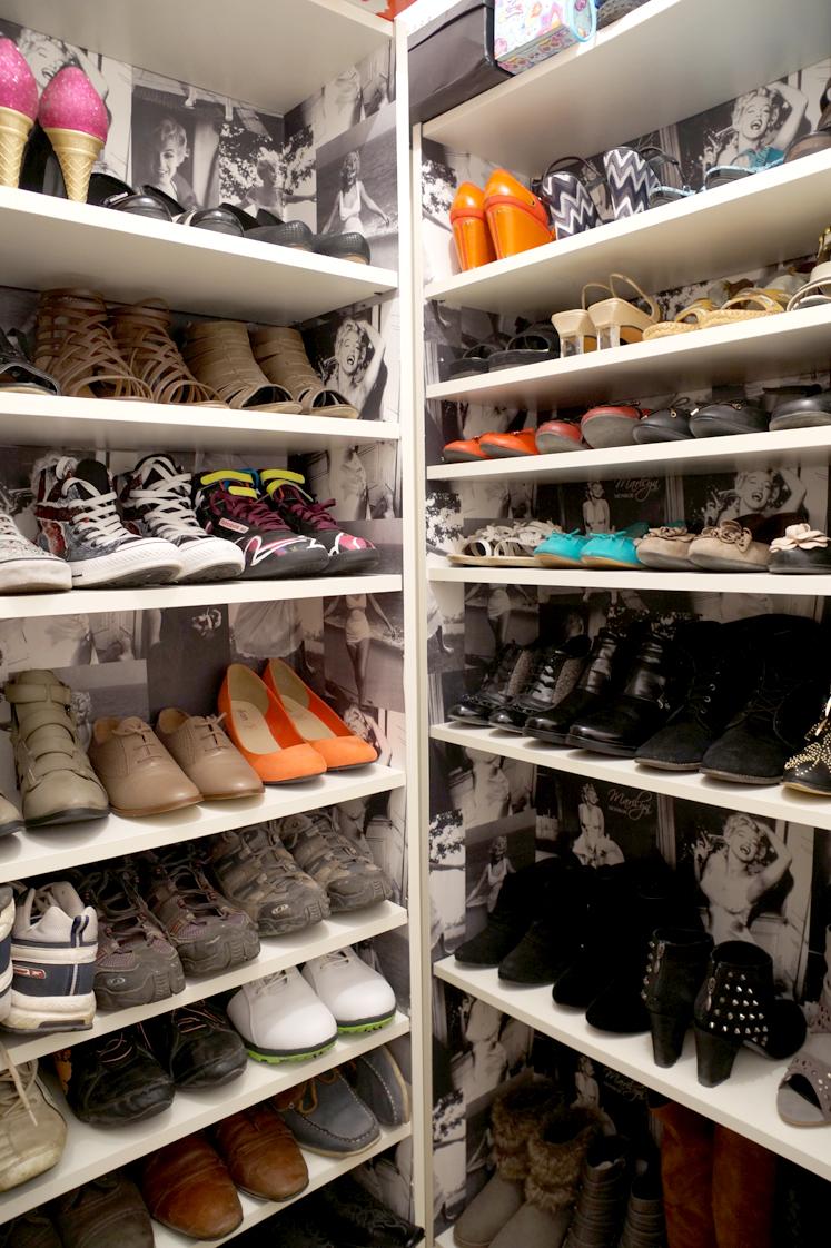 Comment Ranger Ses Chaussures mon shoesing + diy cr�er facilement un rangement pour chaussures