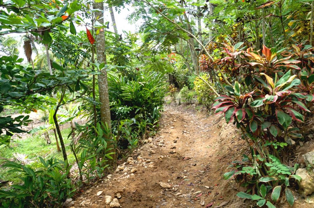 Hema_pose_ses_valises_voyage_roadtrip_trekking_limon_republique_dominicaine_1
